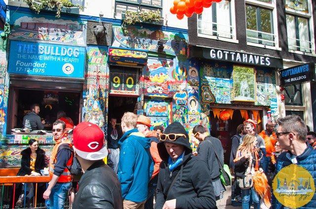 Amsterdam Smart Shop Dükkanları