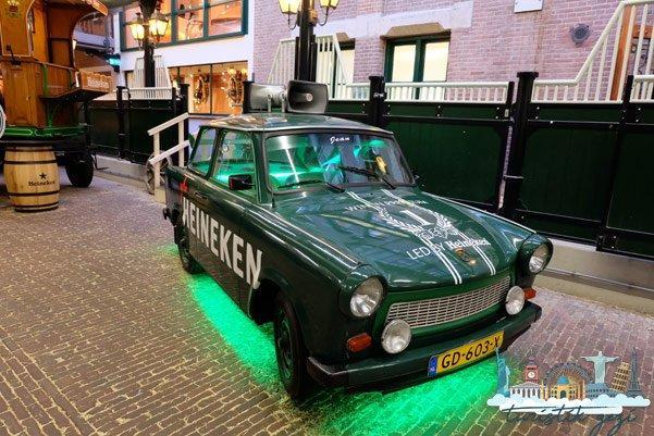 Heineken Experience Müzesi