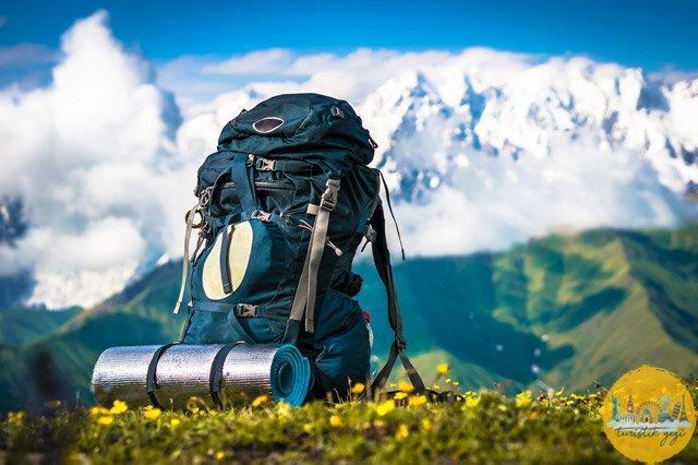 kampçı sırt çantası