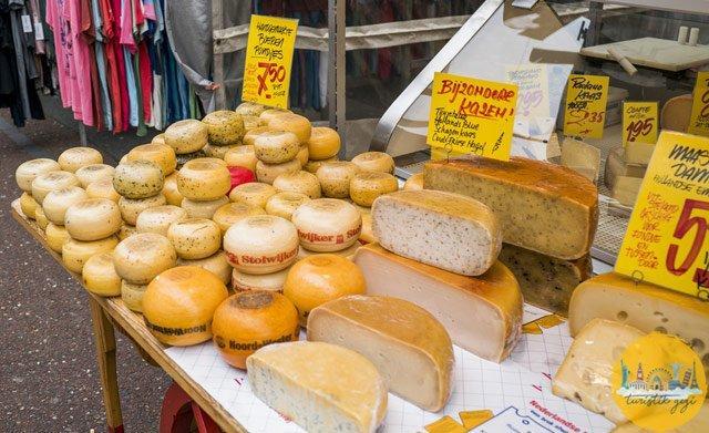 Meşhur Hollanda Peynirleri