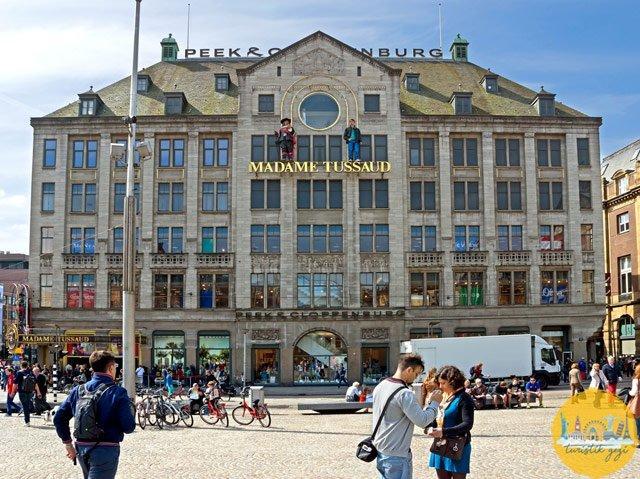 Amsterdam Madame Tussauds Müzesi