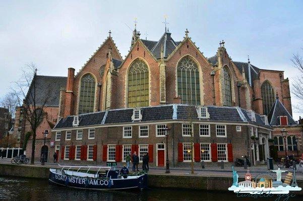 Amsterdam Oude Kerk Müzesi