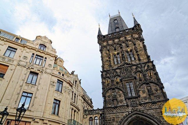 Prag powder tower