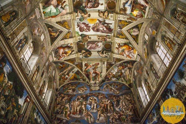 Roma Sistine Şapeli