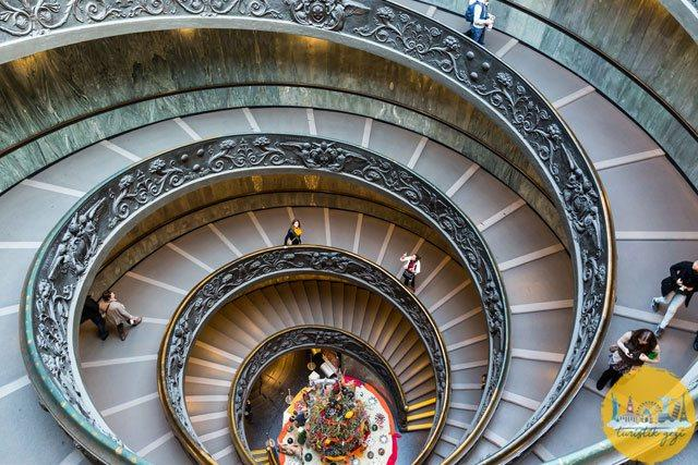 Roma Vatikan Müzeleri