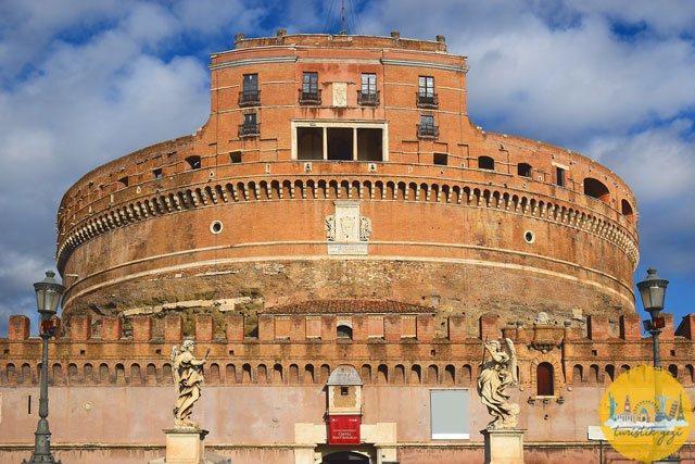 Roma Sant'Angelo Kalesi