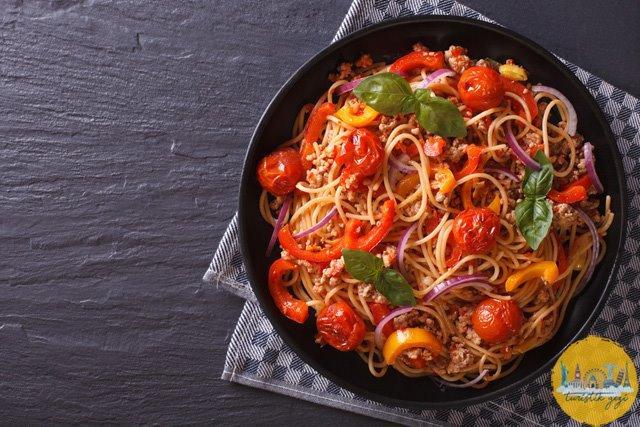 Italyan Spagetti