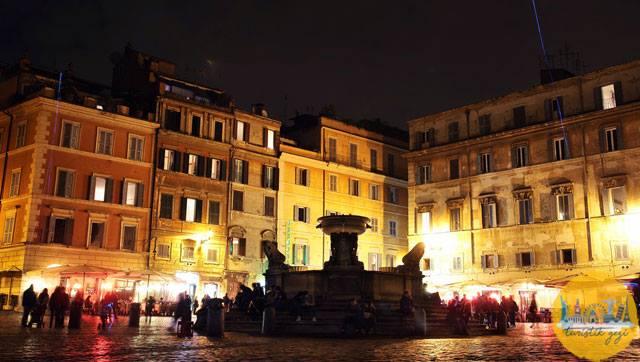 Roma Gece Gezilecek Yerler