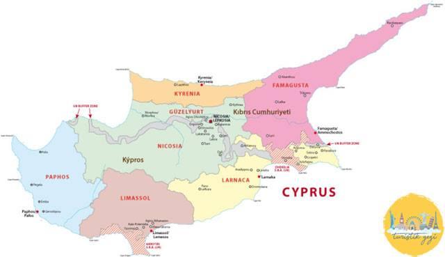 Kıbrıs Nerede