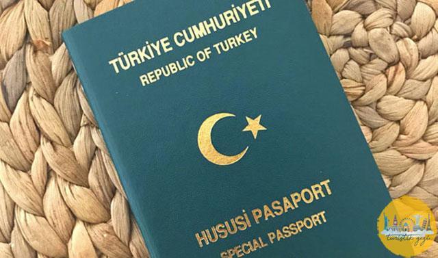 Yeşil Pasaport için Gerekli Evraklar