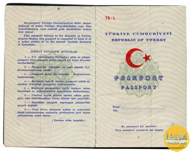 pasaport başvuru nasıl yapılır
