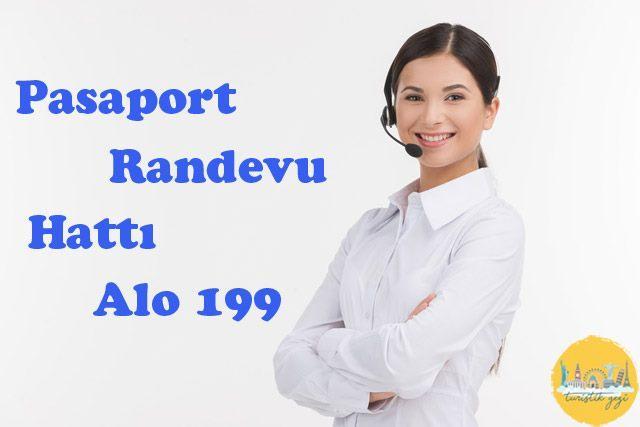 Pasaport Randevu Telefonu