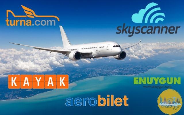 Uçak Bileti Karşılaştırma Siteleri